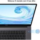 Huawei Matebook D 15.6 AMD RYZEN 7 3700U 8GB 512GB SSD W10