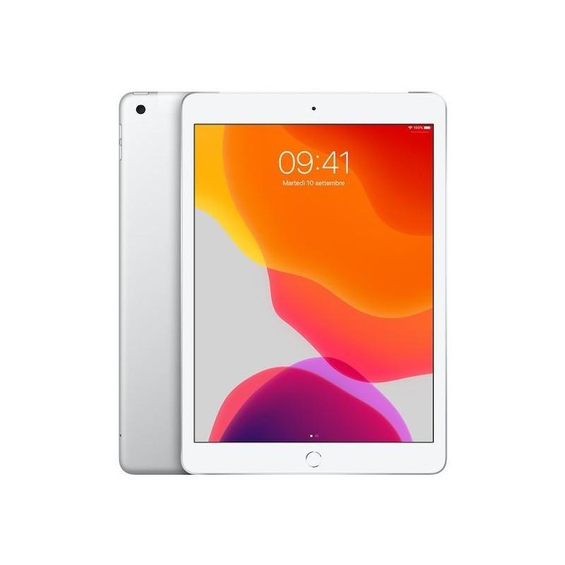 iPad 10.2 128GB Wi-Fi Argento Europa (2020)