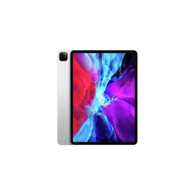 iPad Pro 12.9 256GB Wi-Fi + Cellular Argento Europa (2020) MXF62FD/A
