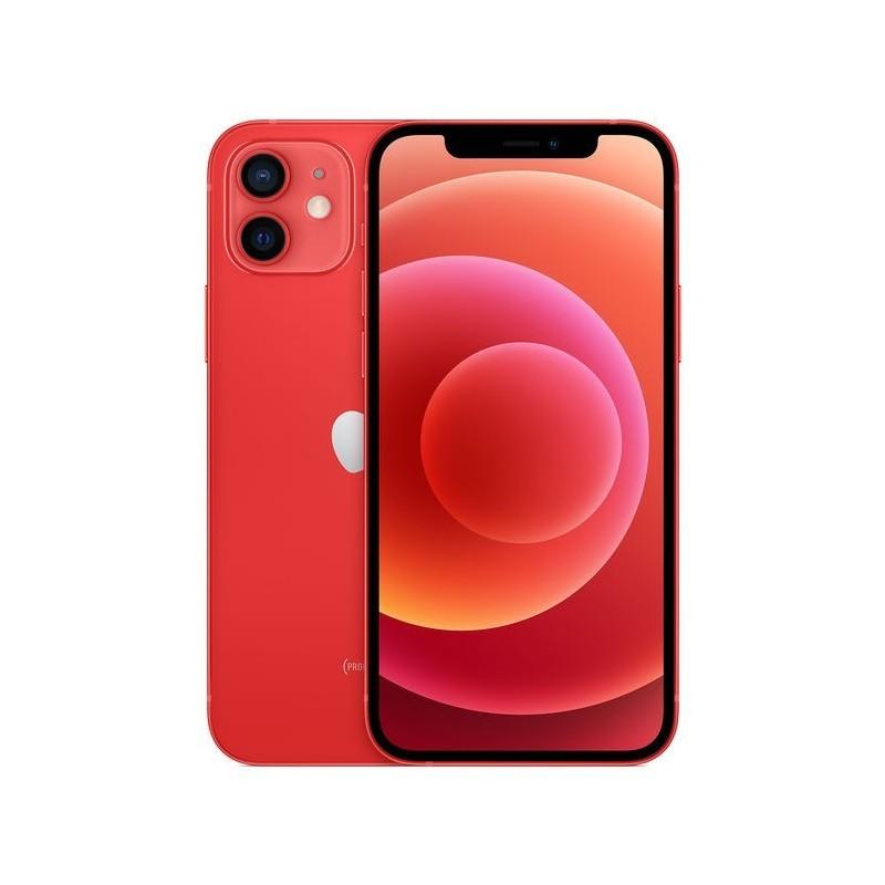 Iphone 12 64GB Rosso Italia
