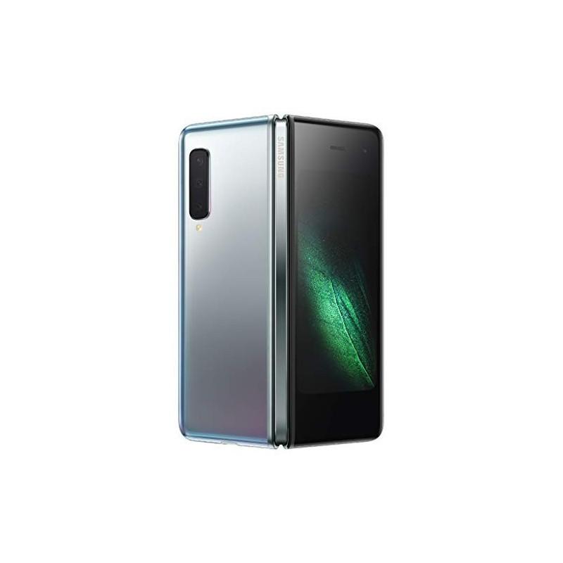 Samsung Fold F900 Display Pieghevole OCTA CORE 512GB RAM 12GB 4G LTE Argento Europa